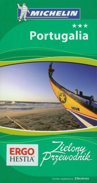 Portugalia. Zielony przewodnik - okładka książki