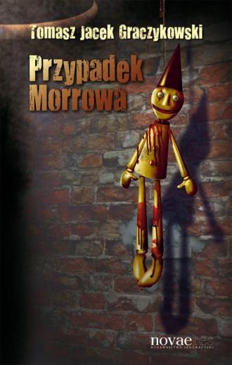 Przypadek Morrowa - okładka książki