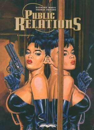 Public Relations 2. Podwójna gra - okładka książki