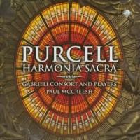 Purcell: Harmonia Sacra (CD) - okładka płyty