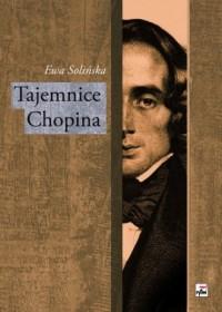 Tajemnice Chopina - okładka książki