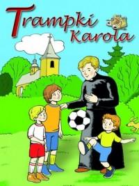 Trampki Karola - okładka książki