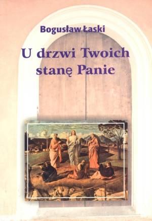U drzwi Twoich stanę Panie - okładka książki