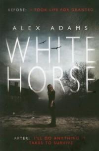 White Horse - okładka książki