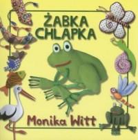 Żabka Chlapka - okładka książki
