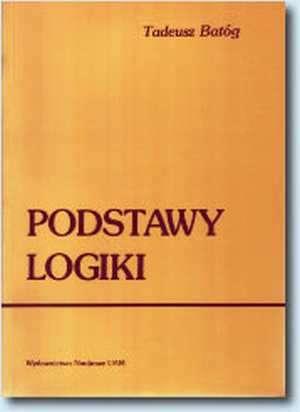 ksi��ka -  Podstawy logiki - Tadeusz Bat�g