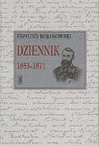 Dziennik 1853-1871 - okładka książki