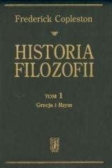 Historia filozofii. Tom 1. Grecja - okładka książki