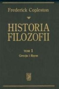 Historia filozofii. Tom 1. Grecja i Rzym - okładka książki