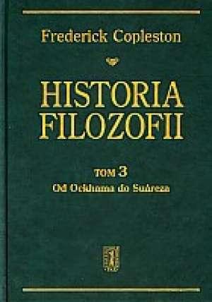 Historia filozofii. Tom 3. Od Ockhama - okładka książki