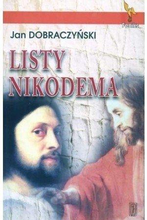 Listy Nikodema - okładka książki