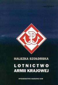 Lotnictwo Armii Krajowej - okładka książki
