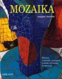 Mozaika - okładka książki