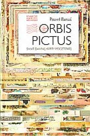 Orbis Pictus. Świat dawnej karty - okładka książki