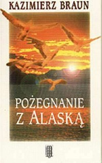 Pożegnanie z Alaską - okładka książki