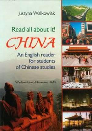 Read all about It! China. An English - okładka książki