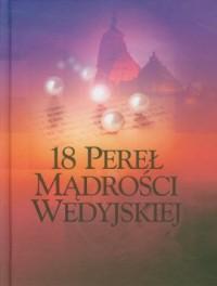 18 pereł mądrości wedyjskiej - okładka książki