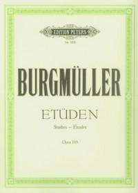 Etuden Opus 105 - okładka książki