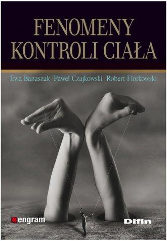 Fenomeny kontroli ciała - okładka książki