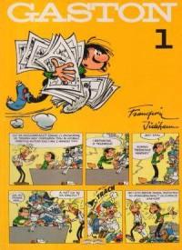 Gaston 1 - okładka książki