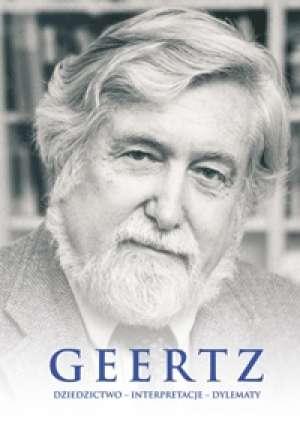 Geertz. Dziedzictwo - interpretacje - okładka książki