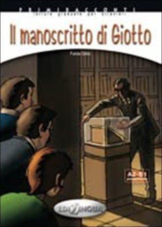 Il manoscritto di Giotto. Poziom - okładka podręcznika