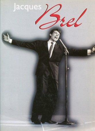 Jacques Brel - okładka książki