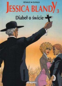 Jassica Blandy 3. Diabeł o świcie - okładka książki