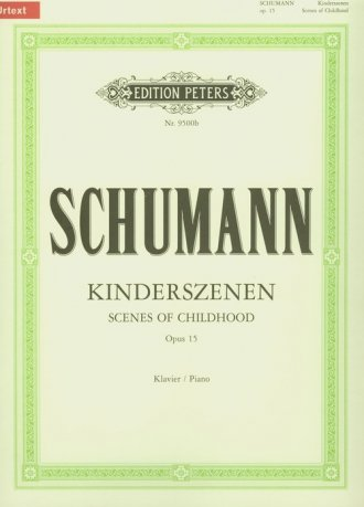 Kinderszenen - okładka książki