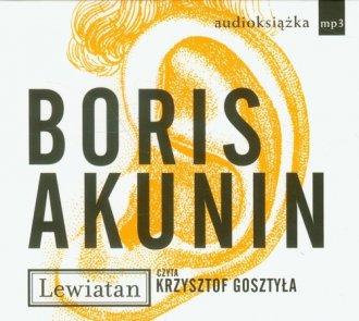 Lewiatan (CD mp3) - pudełko audiobooku