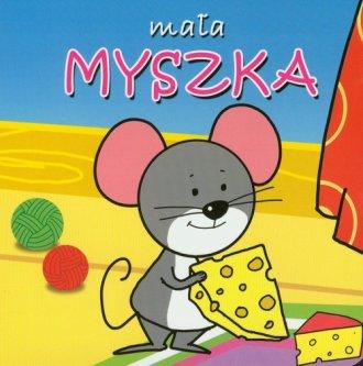 Mała myszka - okładka książki