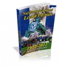 Najsłynniejsze mecze Lecha Poznań - okładka książki
