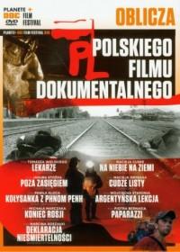 Oblicza polskiego filmu dokumetalnego - okładka filmu