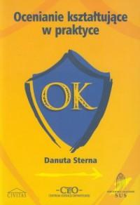 Ocenianie kształtujące w praktyce - okładka książki