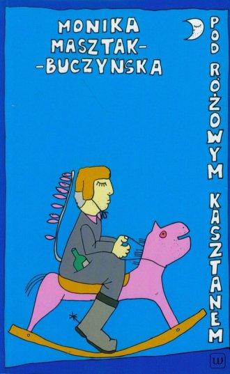 Pod Różowym Kasztanem - okładka książki