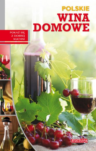 Polskie wina domowe - okładka książki