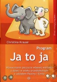 Program Ja to ja (+ CD) - okładka podręcznika