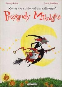 Przygody Mikołajka. Co się wydarzyło podczas Halloween - okładka książki