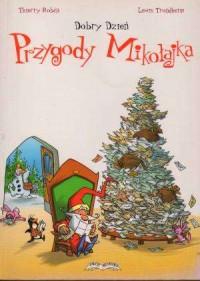 Przygody Mikołajka. Dobry Dzień - okładka książki