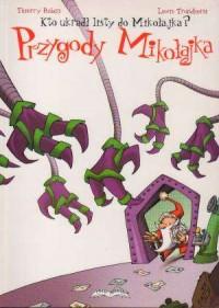 Przygody Mikołajka. kto ukradł listy do Mikołajka - okładka książki