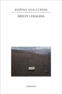 Rzeczy i zagłada - okładka książki