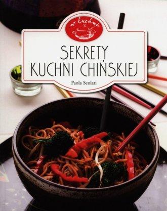 Sekrety kuchni chińskiej. W kuchni - okładka książki