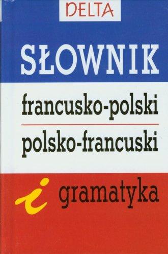 Słownik francusko-polski, polsko-francuski - okładka książki