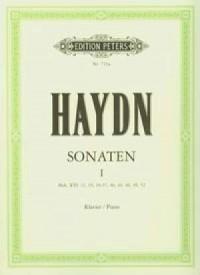 Sonaten I - okładka książki