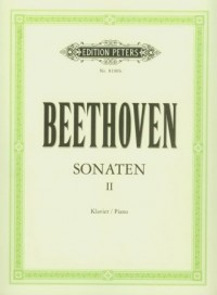 Sonaten II - okładka książki