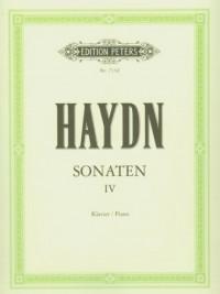 Sonaten IV - okładka książki