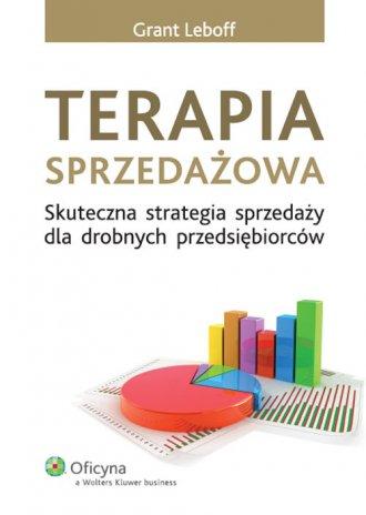 Terapia sprzedażowa - okładka książki