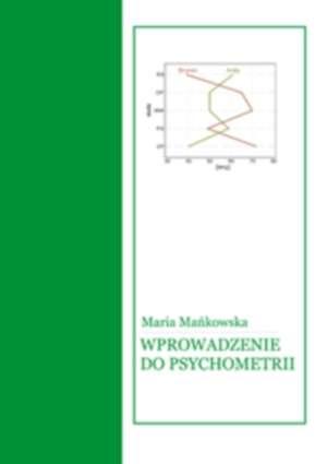 Wprowadzenie do psychometrii - okładka książki