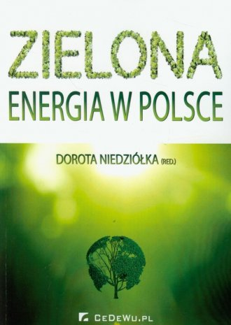 Zielona energia w Polsce - okładka książki