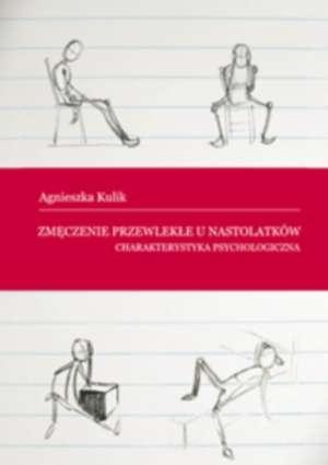 Zmęczenie przewlekłe u nastolatków. - okładka książki
